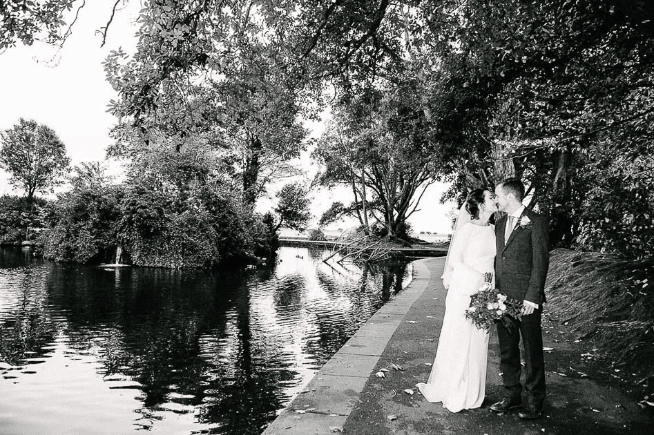 Clontarf Castle Wedding Photograph