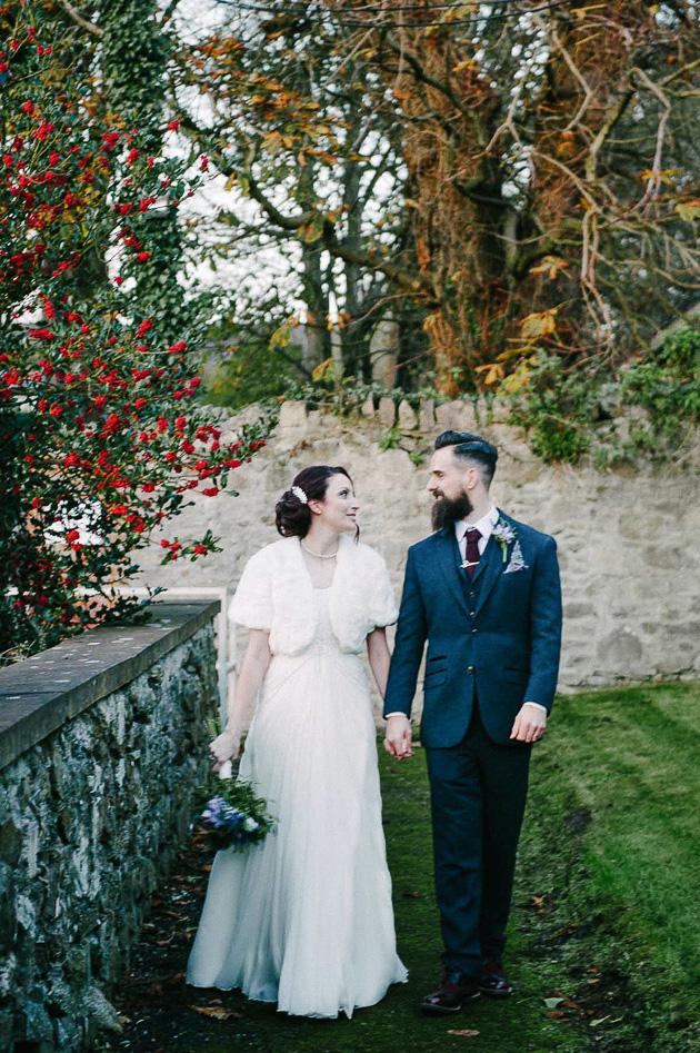 Conyngham Arms Hotel Wedding Photographs