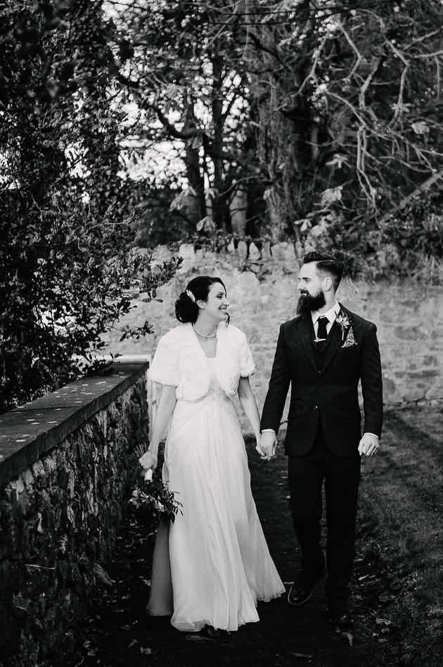 Conyngham Arms Hotel Wedding Photography