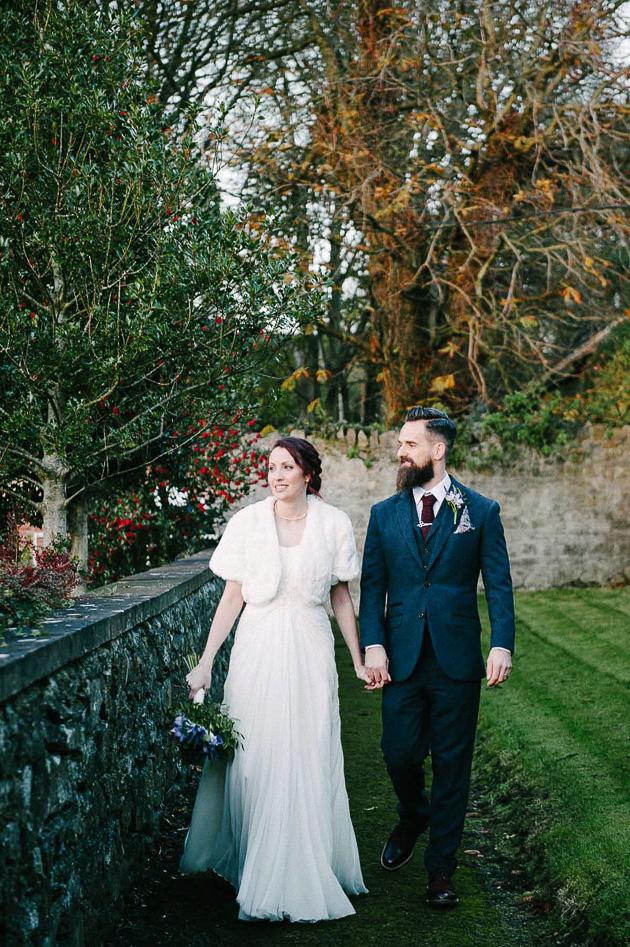 Conyngham Arms Hotel Wedding Photograph