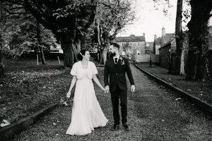 Slane wedding photograph