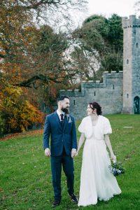 Slane Wedding Picture