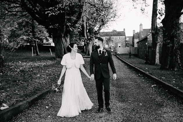 Slane wedding photograph