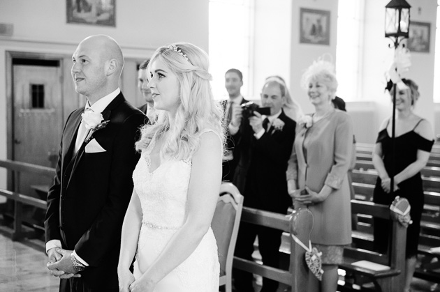 McKee Barracks Chapel Wedding
