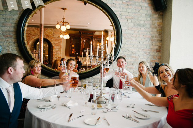 Trinity City Hotel Wedding Reception