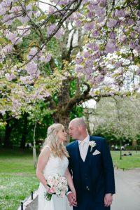 A St.Stephen's Green Wedding Photograph