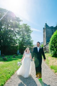 Carlingford Heritage Centre Wedding Photograph