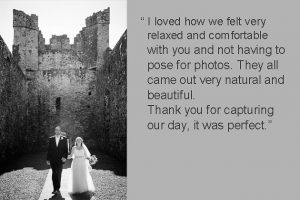 Carlingford Wedding Photography Review