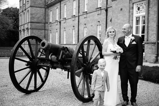 McKee Barracks Dublin Wedding
