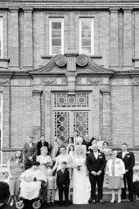 McKee Barracks Wedding Photograph