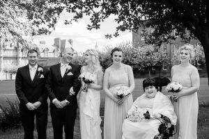 McKee Barracks Wedding Photography
