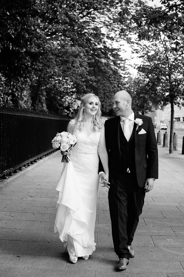 Trinity City Hotel Dublin Wedding