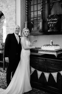 Trinity City Hotel Wedding Photo