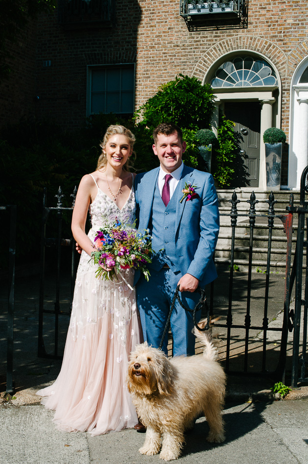 Dublin Registry Office Wedding Photographer