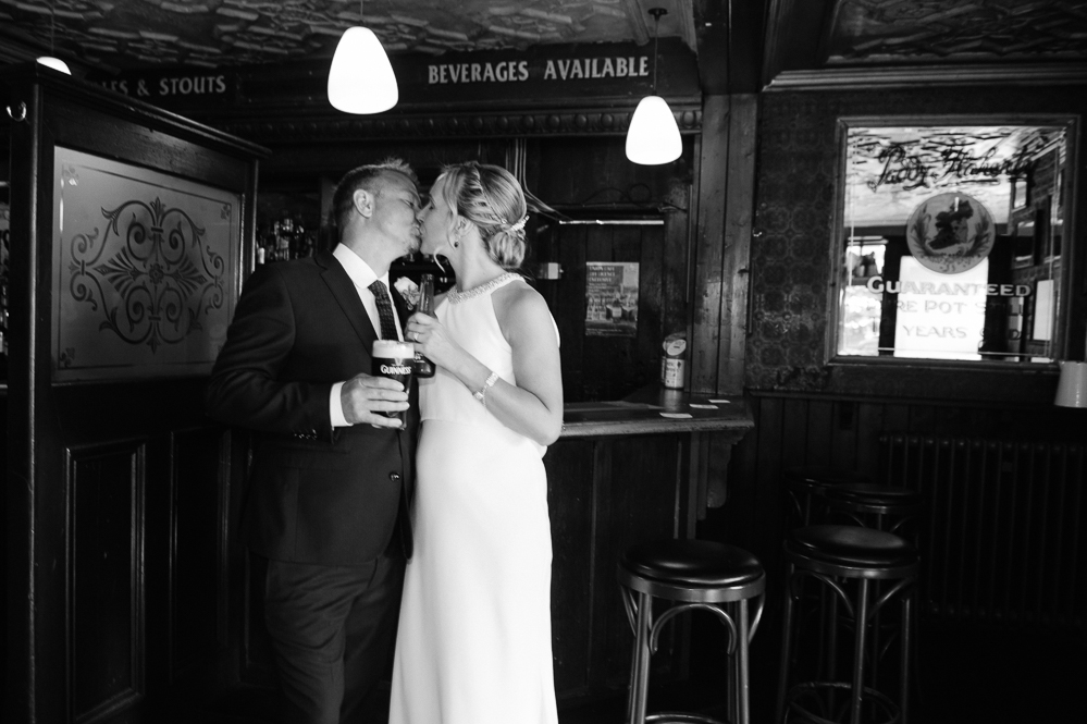 Union Cafe Mount Merrion Wedding