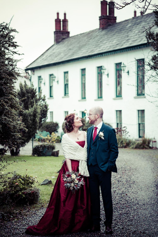 Ghan House Carlingford Wedding