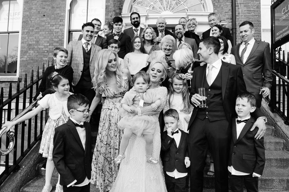 Cliff Townhouse Wedding