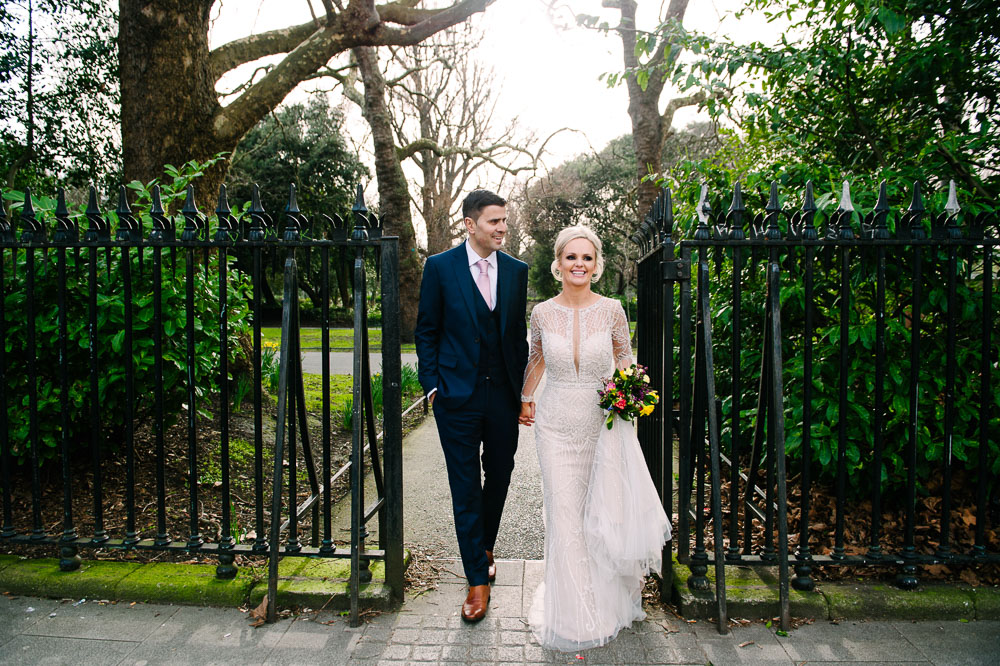Cliff Townhouse Wedding