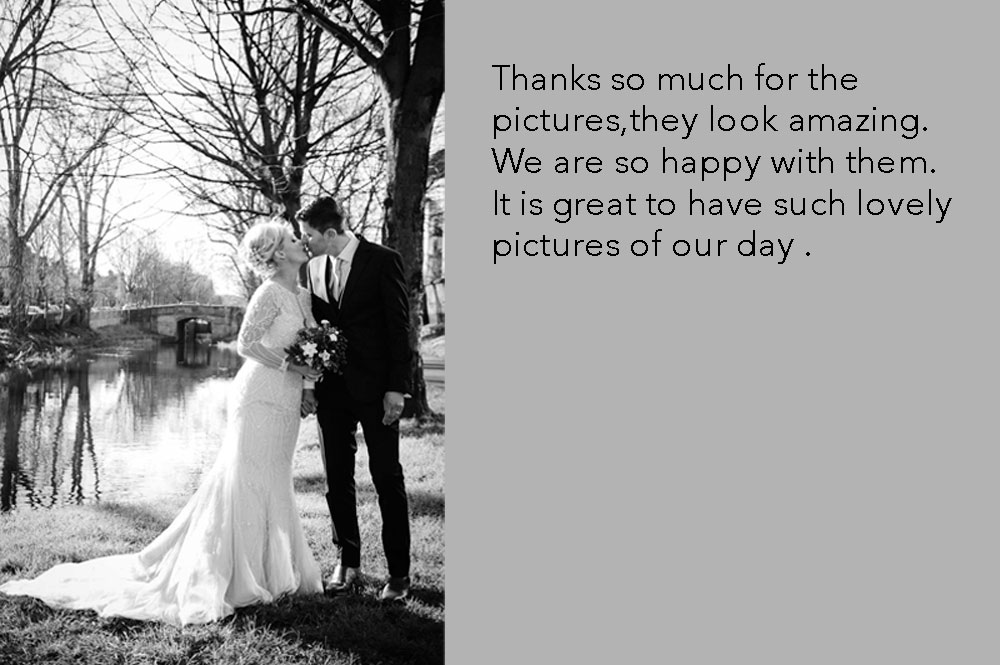 Dublin Wedding Photograph