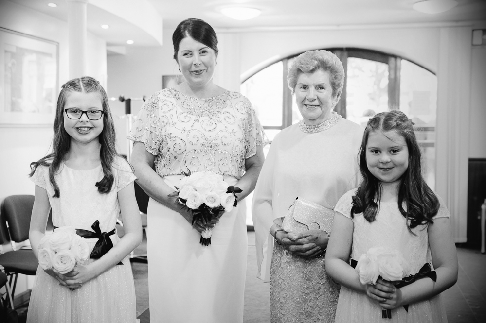 Dublin Registry Office Wedding Photographs
