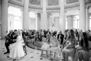 A Dublin City Hall Wedding Ceremony