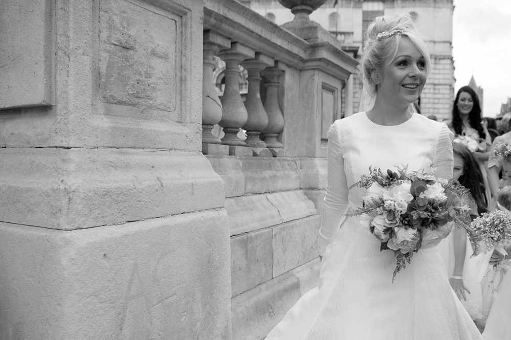 Dublin City Hall Wedding Photo
