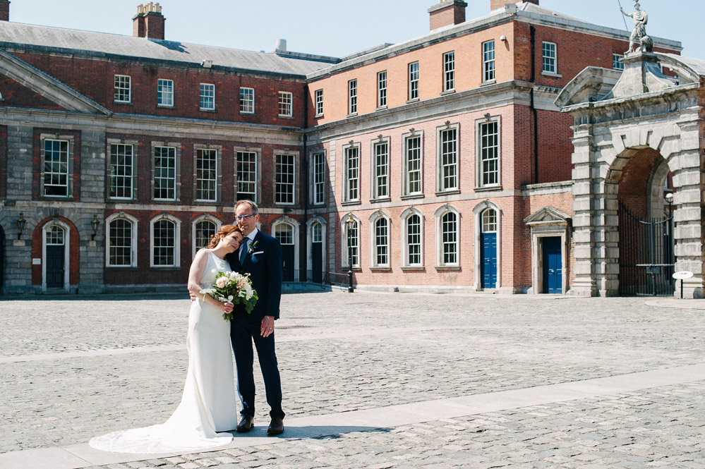City Hall Wedding Dublin