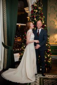 A Shelbourne Hotel Wedding Photograph