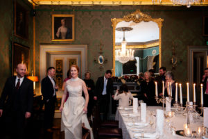 A Shelbourne Hotel Wedding Picture