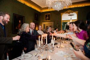 Shelbourne Hotel Wedding Reception