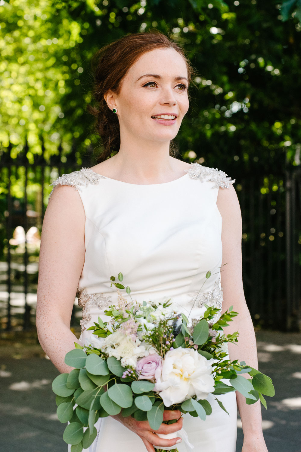St.Stephen's Green Wedding Photograph