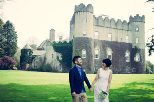 Malahide Castle Wedding