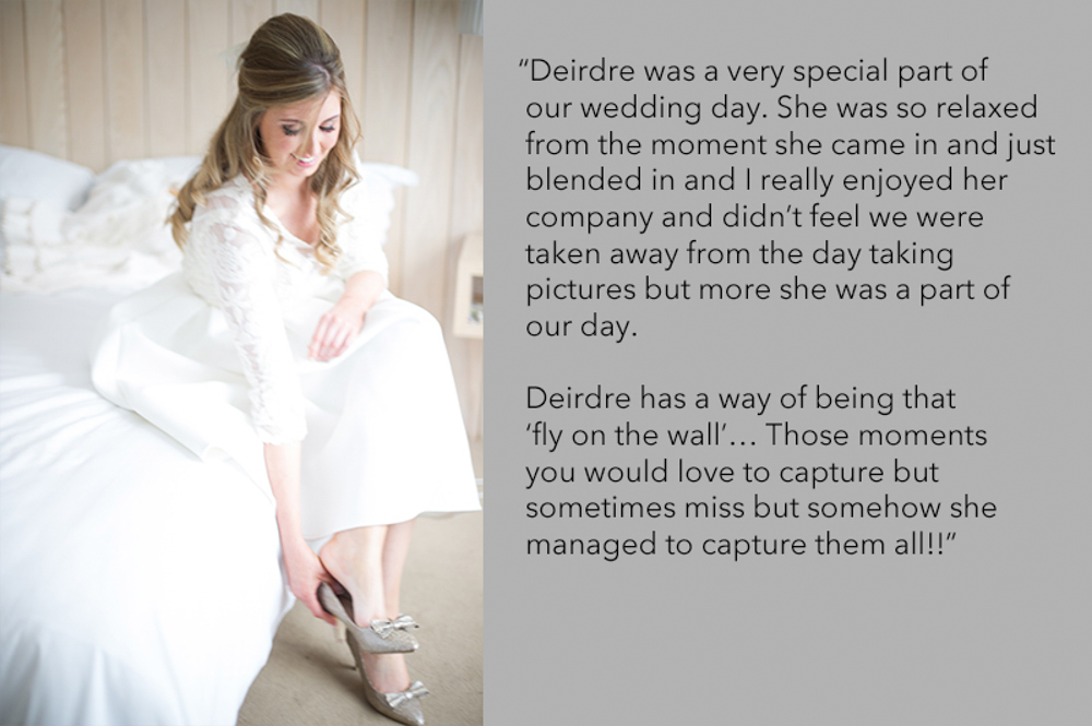 Wedding Photography Review of a Dublin Registry Office Wedding
