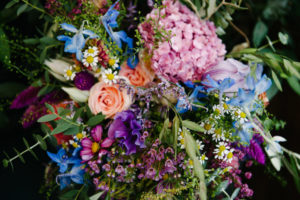 Bridal Bouquet at a Dublin wedding