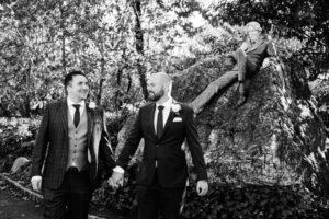 Dublin Registry Office Same Sex Wedding Photograph