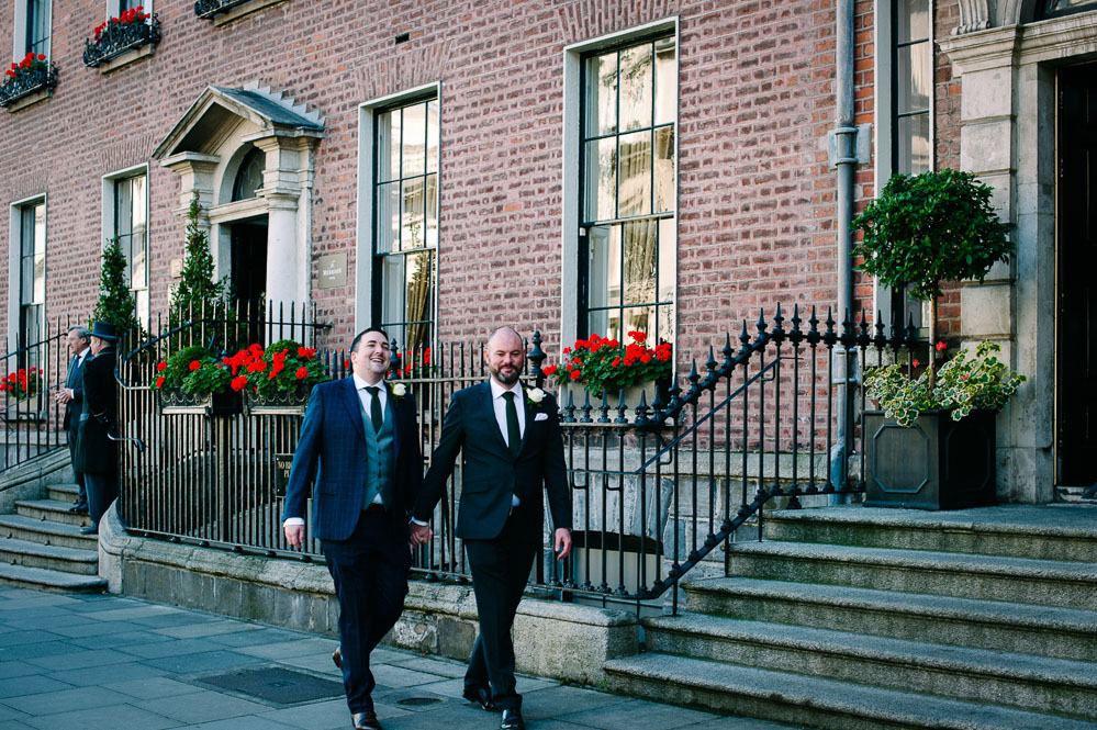LGBTQ Wedding Photograph in Dublin