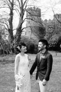 Malahide Castle Wedding Photograph