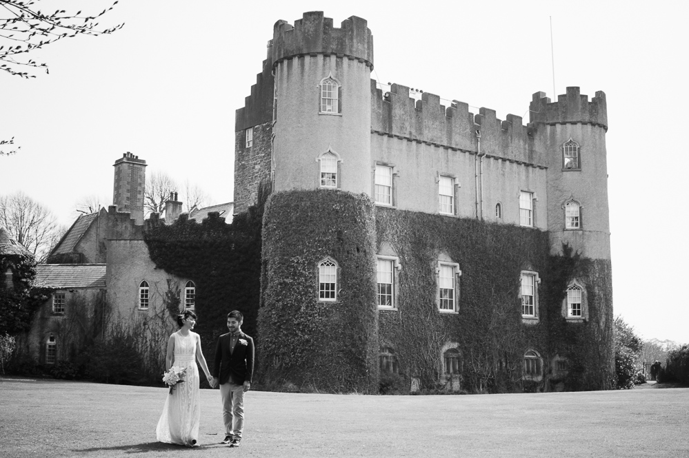 Malahide Castle Wedding Photographs