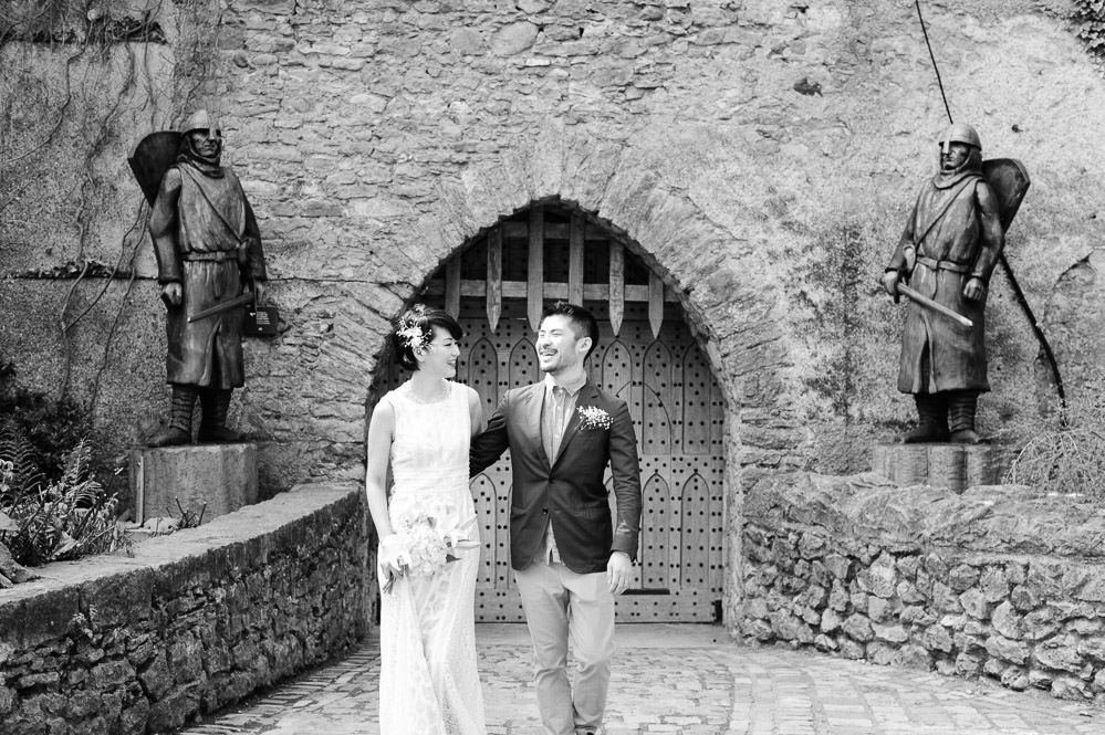Malahide Castle Wedding Photography