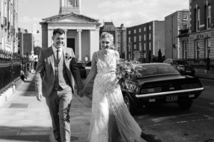 Registry Office Wedding Photo