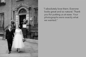 Registry Office Wedding Photographer