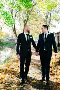 Same Sex Registry Office Wedding Photography in Dublin