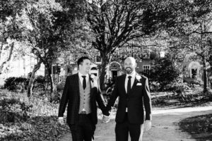 Same Sex Wedding Photograph in Dublin