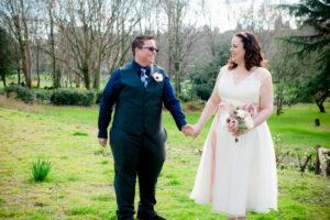 Same Sex Wedding Photograph in Dublin