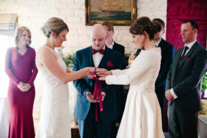 LGBT Wedding Ceremony at The Anglers Rest in Dublin