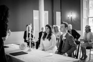 Micro Wedding Ceremony at The Royal Hospital Kilmainham