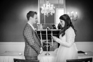 Micro Wedding Ceremony at The Royal Hospital Kilmainham Dublin