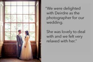 Micro Wedding Photo at The Royal Hospital Kilmainham