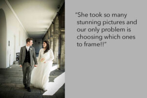 Micro Wedding Photography at The Royal Hospital Kilmainham Dublin