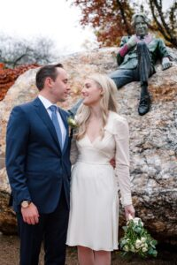 Merrion Hotel Wedding Photo